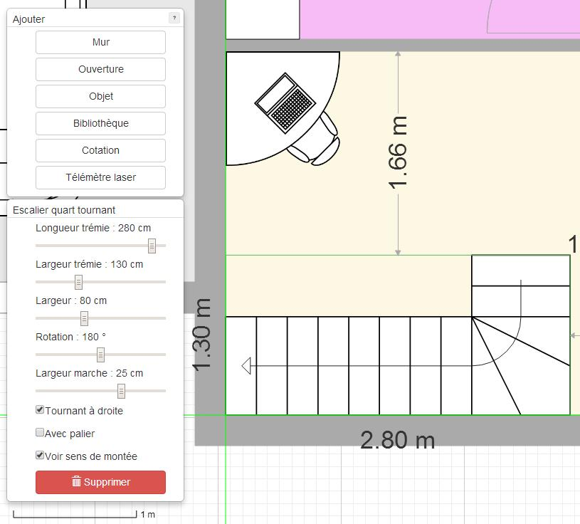 Dessiner Plan Maison Amazing Cheap Plan Maison Er Tage Plan De