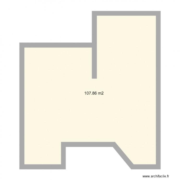 Bug calcul surface plan 1 pi ce 108 m2 dessin par zogstrip - Calcul m2 piece ...