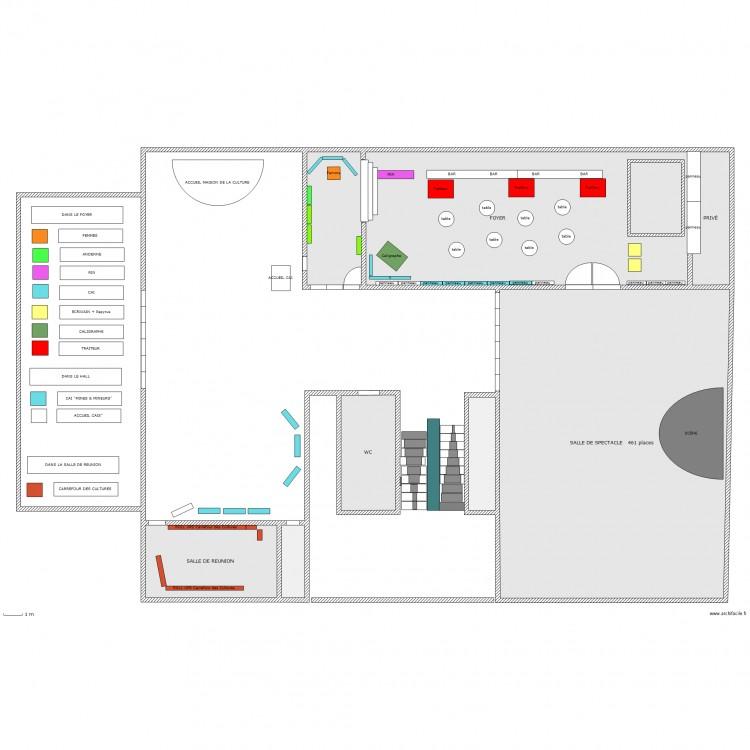 maison expo l gende plan 7 pi ces 433 m2 dessin par rafaela3003. Black Bedroom Furniture Sets. Home Design Ideas
